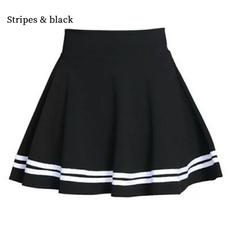 Mini, bustskirt, Shorts, Summer
