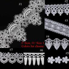 Craft Supplies, lace trim, laceedge, venicelacetrim