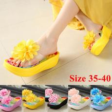 Summer, Sandals, Women Sandals, Platform