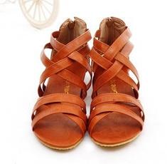 casual shoes, Summer, Sandals, Flats