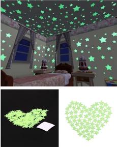 noctilucent, Night Light, starpattern, starsticker