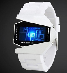 LED Watch, silicone watch, Colorful, fashion watches