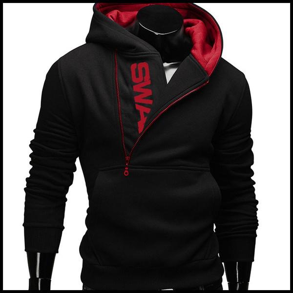 autumnhoodie, Colorful, black hoodie, Fleece Hoodie