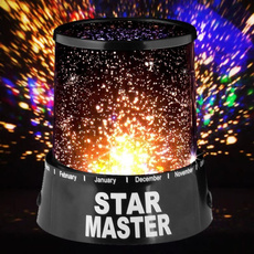 starmasterlight, Night Light, Home & Living, Interior Design