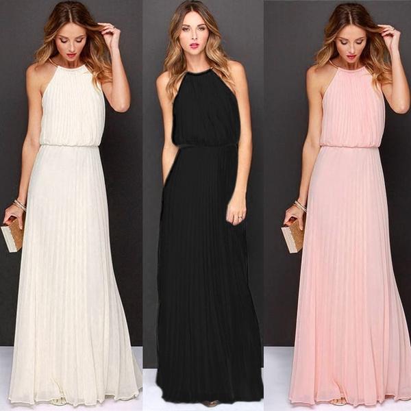 Sleeveless dress, Lace Dress, long dress, Dress