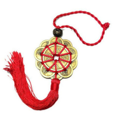 caraccessory, Collectibles, Tassels, chineseknotmascot