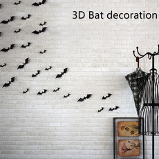Home & Kitchen, Bat, Wall, Stickers
