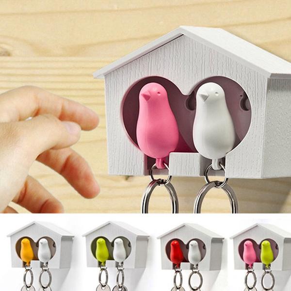 Decor, Key Chain, Home Decor, sparrow