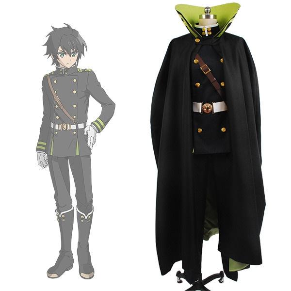Cosplay, yuichirohyakuya, mansuit, Cosplay Costume