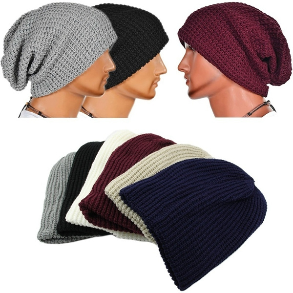 Warm Hat, Polyester, Winter Hat, Knitting