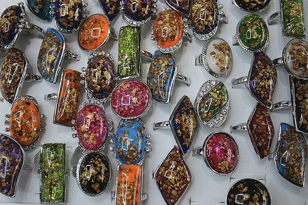 Fashion, ladysring, Jewelry, Colorful