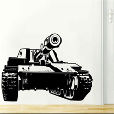 Home & Kitchen, Tank, Army, Home & Living