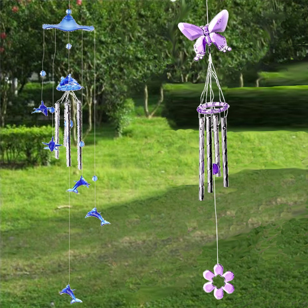 Home & Kitchen, chimedoorbell, metalwindchime, Garden