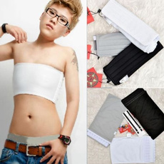 tomboy, cute, strapless, le