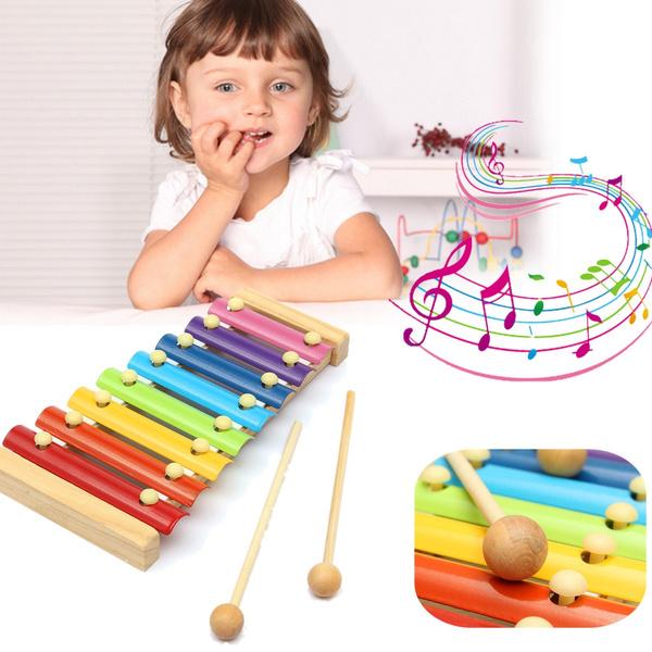 Baby, woodeninstrument, kidspiano, Instrument