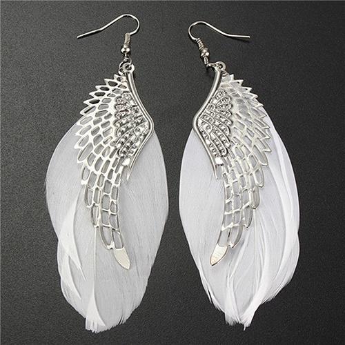 chandelierearring, Dangle Earring, Jewelry, Angel