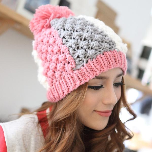 cute, Beanie, Fashion, Knitting