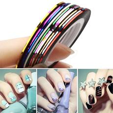 Nails, art, Beauty, Stickers