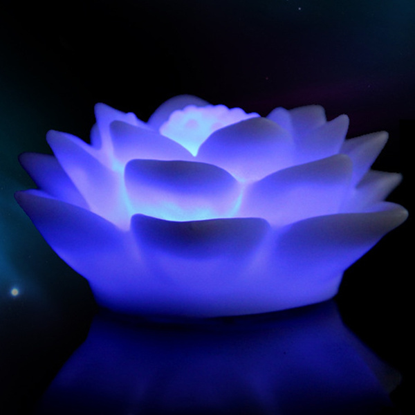 led, colorchanging, Flowers, babynightlight