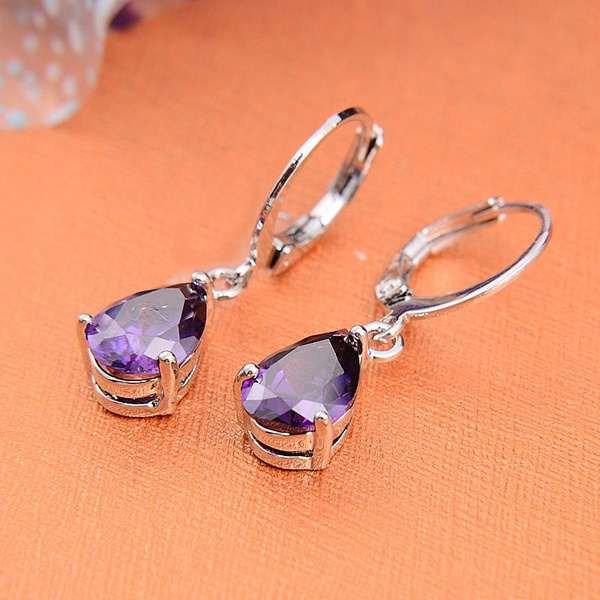 Sterling, Fashion Jewelry, Drop, 925 sterling silver