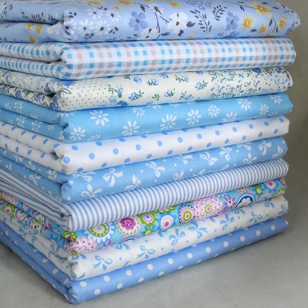 Blues, Cotton fabric, Fabric, Hobbies