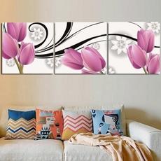 weddingpainting, canvaspainting, Tulips, bedroompainting
