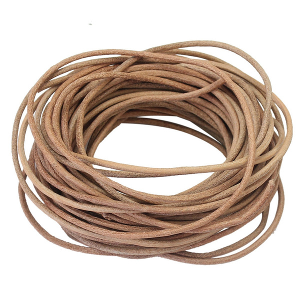 Cord, Jewelry, leather, leatherstring