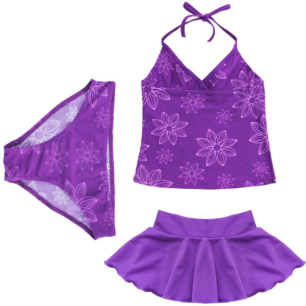 bathing suit, Flowers, Princess, Summer