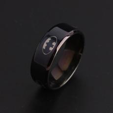 8MM, Jewelry, titanium, Batman