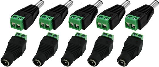 Power Adapter, Adapter, Camera, dcjackadaptor