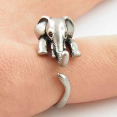 adjustablering, Fashion, animalring, Jewelry