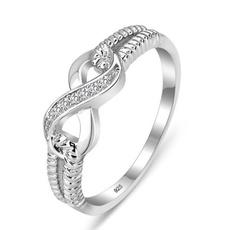 Sterling, Fashion, Infinity, Jewelry