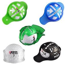 golfballmarker, templatealignment, Clip, golfballliner