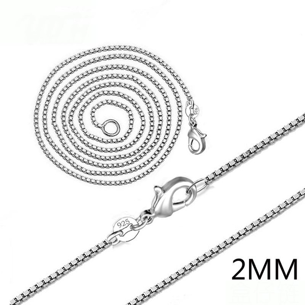 Sterling, Fashion, 925 sterling silver, Chain