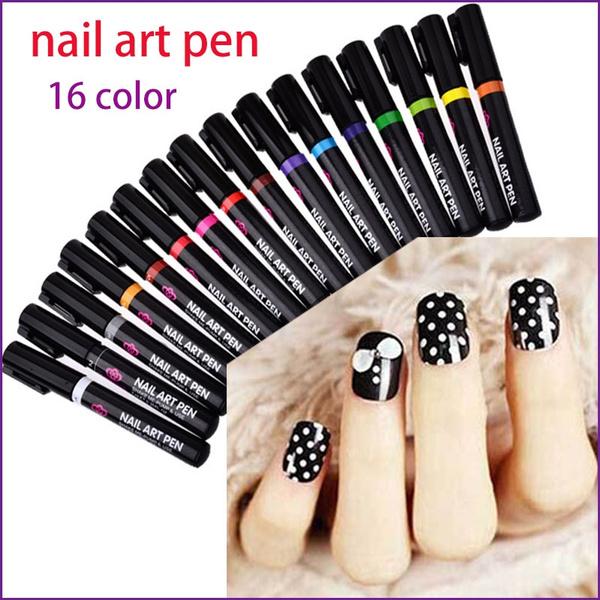 Nails, nailbeautytool, paintpen, Beauty