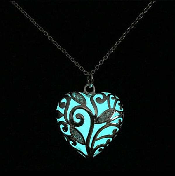 Copper, Magic, Jewelry, Heart