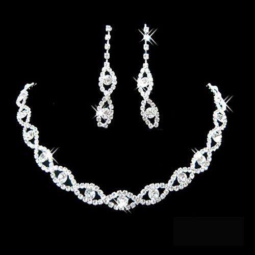 Jewelry, Crystal Jewelry, Crystal, Bridal wedding
