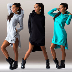 Fashion, Sleeve, Sweatshirts & Hoodies, Long Sleeve