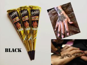 Body, tattoo, temporary, henna