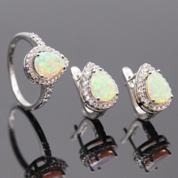 Jewelry Set, fine jewelry, Jewelry, whitezircon