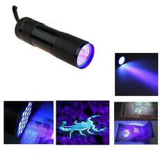 Flashlight, Mini, Torch, aaa
