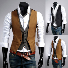 Vest, Men's vest, Dresses, Men's Casual Shoes