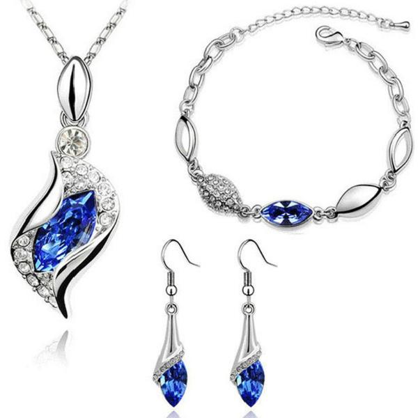 Fashion, Crystal Jewelry, Earring, Women's Fashion
