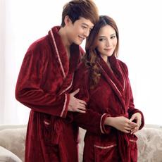 Woman, velvet, Winter, homefurnishingclothing
