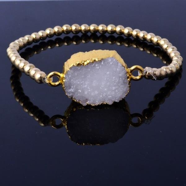 Stone, Natural, Jewelry, Elastic