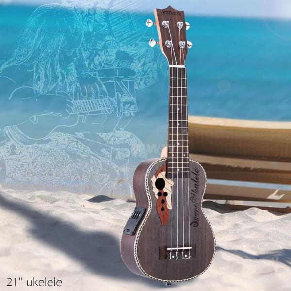 sapeleukulele, acousticukulele, Musical Instruments, ukulele