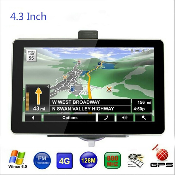 Canada, Touch Screen, Gps, Cars
