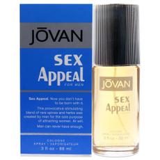 jovan, Sprays, jovansexappeal, Men