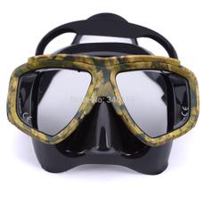 divingmask, spearfishingmask, Masks, professionaldivingmaskforspearfishing