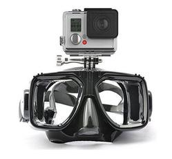 divingmask, Classics, Silicone, Glass